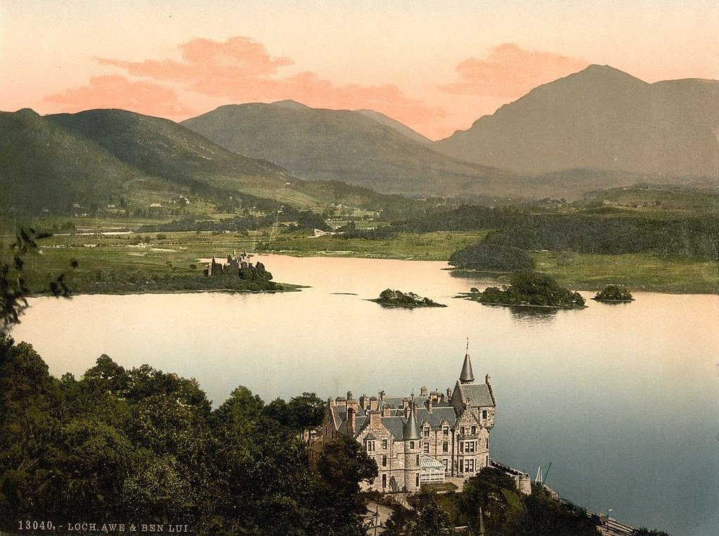 Scotland in the 1890s.