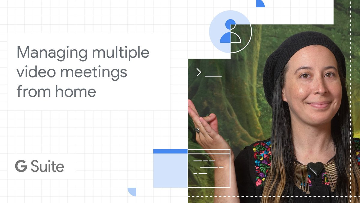⚡Boost your productivity during meeting-filled days with these 5 tips from Google Developer Advocate, @TechandEco → https://t.co/07QKS3sLG1 https://t.co/dJPcx1xJYe