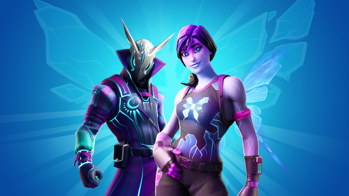 """#Fortnite News Update: Dream + Luminos """"Is it only a dream? Break through the light to discover the truth!"""" pic.twitter.com/jyDWlt9kiv  Use Creator Code: TWITCH-SREYS if you'd like to support us  #FortniteBR #SupportACreator #SAC #EpicGames"""