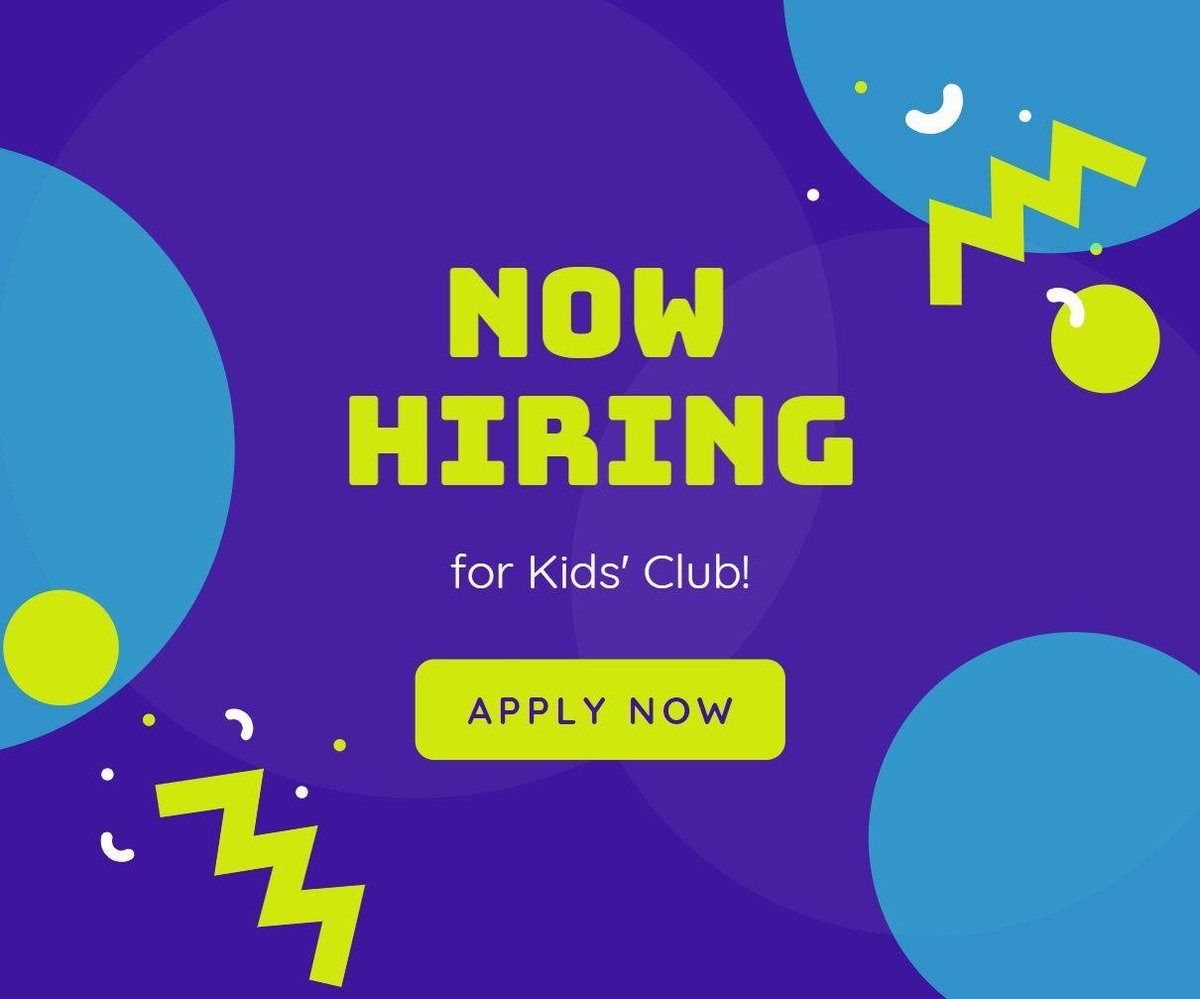 The Park District is currently looking for counselors for Kids' Club! Interested? You can find out more & apply here:  https:// bit.ly/2N049G1     #bataviaparkdistrict #nowhiring #joinourteam #BataviaParks #kidsclub<br>http://pic.twitter.com/kFqTjXv71c