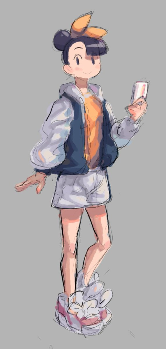 Min Min is tough to draw <br>http://pic.twitter.com/0qzfon9LtW