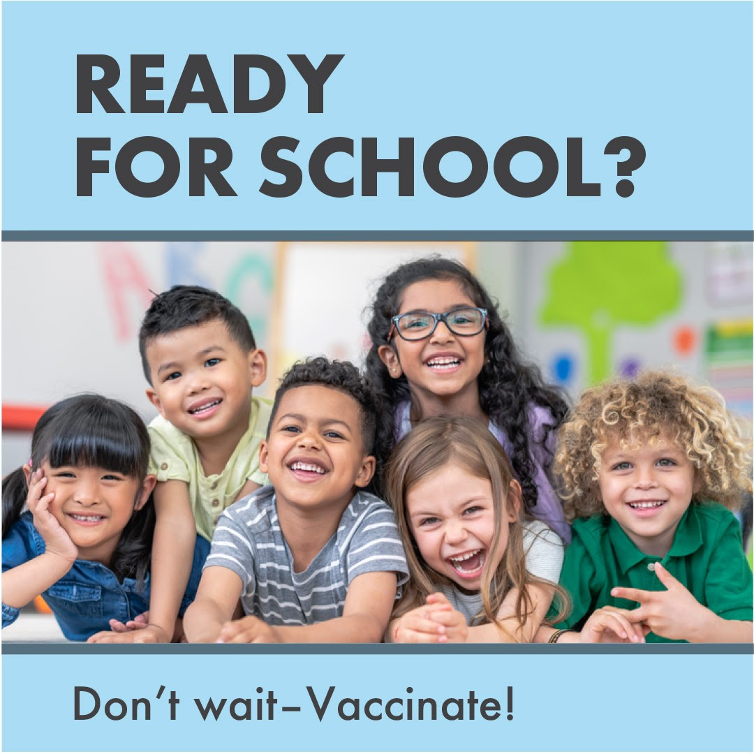 Is your child ready for school? Make an appointment now. As California 'reopens,' there may be many children who need to catch up on immunizations. #BackToSchool #ShotsforSchoolpic.twitter.com/G2V7sTFBGH