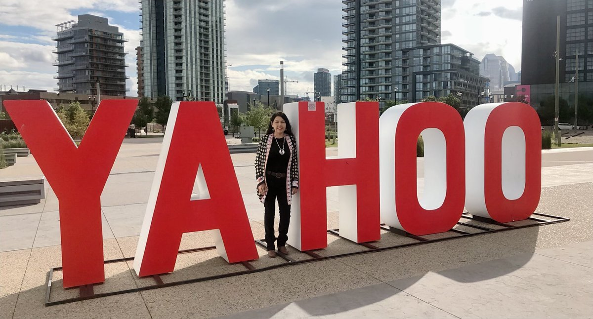 The @CalgaryStampede YAHOO sign!!!  #stampede2020 #Yahoo #YYC #Calgary #Adventures #eastvillage 🤠💥 https://t.co/VMUPNKMSET