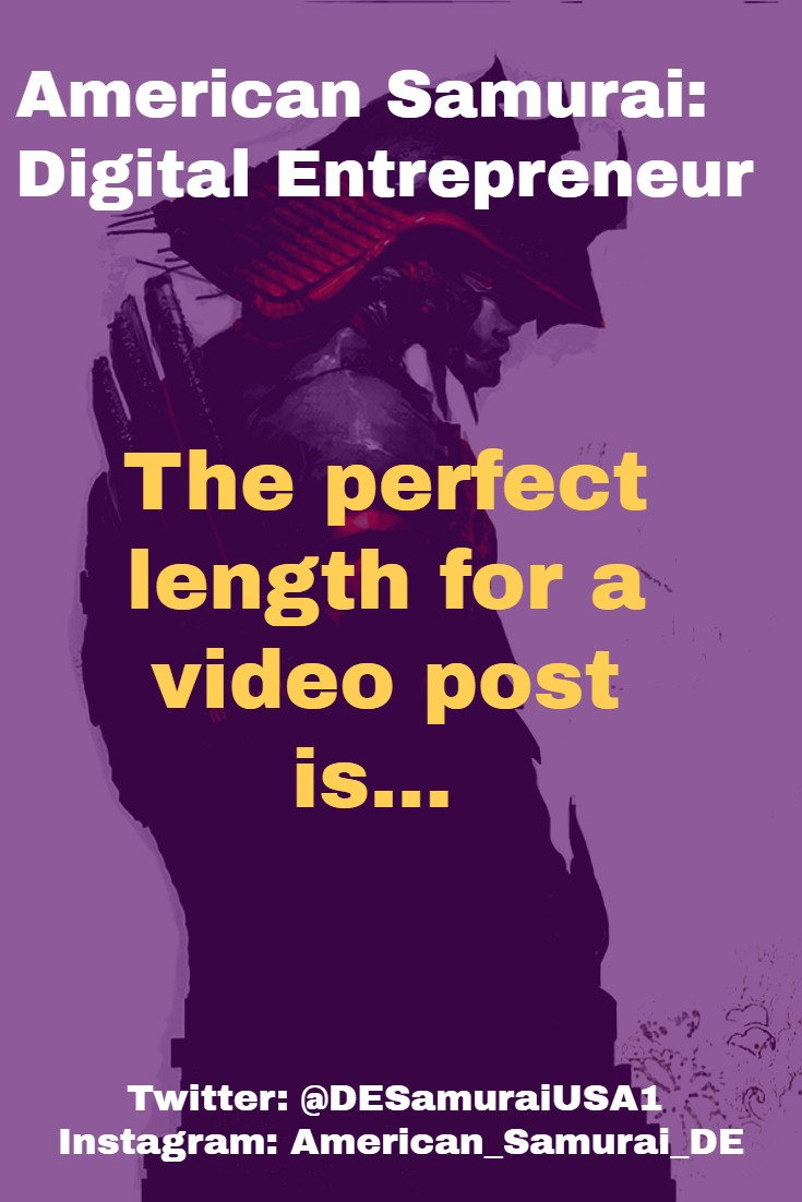 #Videos (less than 1minute) & USE SUBTITLES or text overlays are best.Keep videos ads no longer 3 minutes (4 at a push) & use subtitles where possible because the avg. person has a phone volume set to low / off. #cinematographer #filmmaker #indiefilmmaker #dp #dop #videoeditorpic.twitter.com/Xt4bpigESL