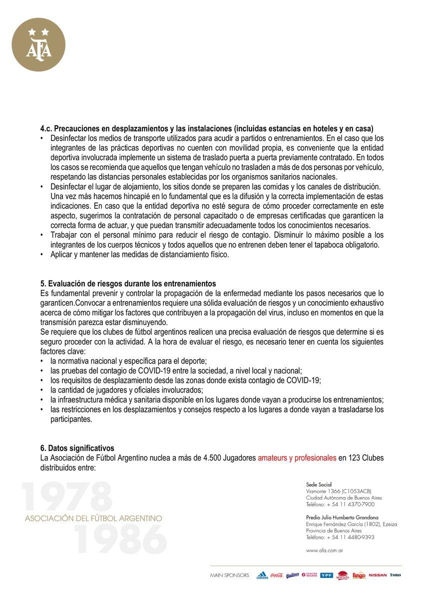 Continuación del documento de #AFA🇦🇷. https://t.co/smQdE5jmZC