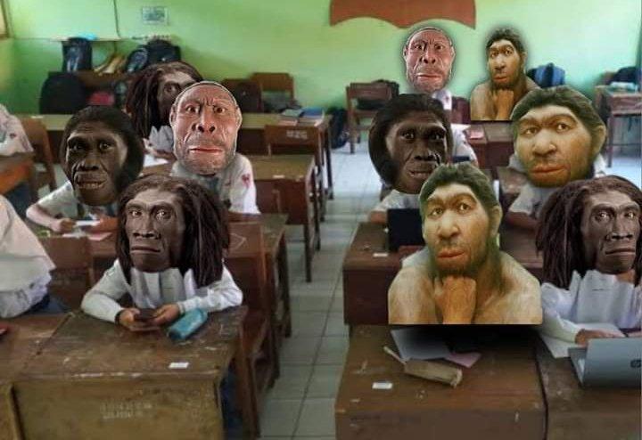 Potret siswa/siswi yang baru masuk sekolah setelah berbulan-bulan diliburkan #BacktoSchool pic.twitter.com/uFviDxaLrc