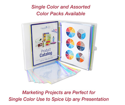 Pastel color coded edge page protectors http://ow.ly/1cyk50At05b  Yellow, Blue, Red, Green, Violet, or Assorted these are perfect for students, teachers, office use and they make organization of your documents a breeze!  #backtoschool #scrapbook #organizedpic.twitter.com/goUVZENYkq