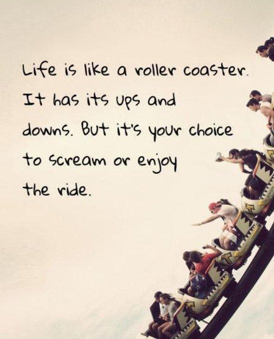 Better choice is to enjoy, rather than scream.   #thursdayvibes #ThursdayMotivation  #ThursdayThoughtspic.twitter.com/HLVwNnJq5s