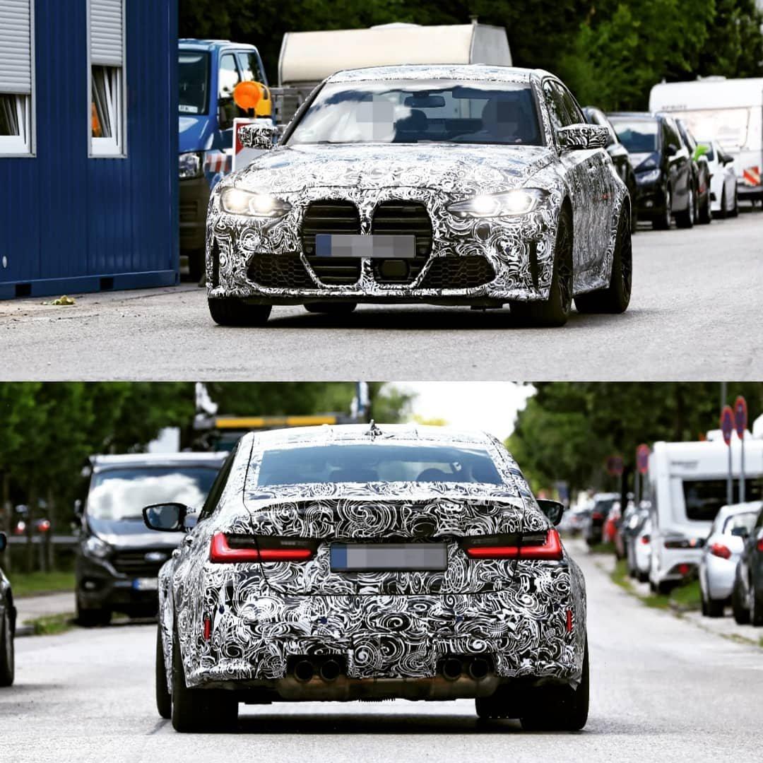 2021 #BMW #M3 #G80  #BMWGroupFans @BMWGroupFans #source #bimmerpost  #bmwm #bmwmotorsport #sheerdrivingpleasure #bimmer #bimmers #bmwgroup #luxury #luxurious #luxurycars #drive #3series #bmw3series #new #testdrive #testtrack #bmwm3 #mpower #mperformance #bmwmpower pic.twitter.com/DF9VCP8HSa