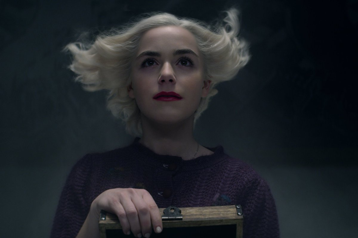 .@SabrinaNetflix has given a glimpse to the fourth & final season of The 'Chilling Adventures of Sabrina' premiering this year. <br>http://pic.twitter.com/fDHtasL2HV