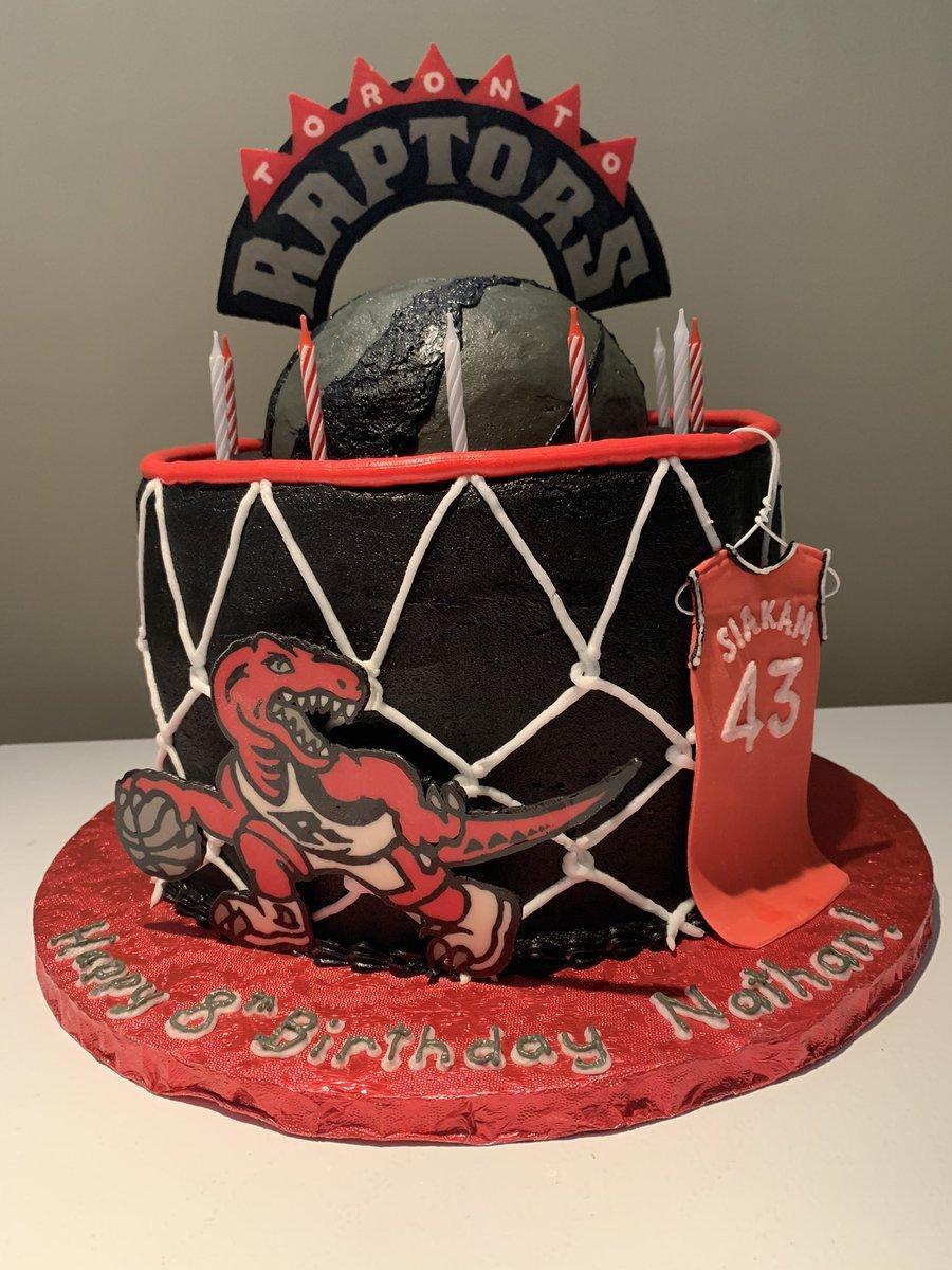 Nathan had an awesome 8th birthday today! @Raptors @pskills43 #WeTheNorth https://t.co/ec0f2wKJNL