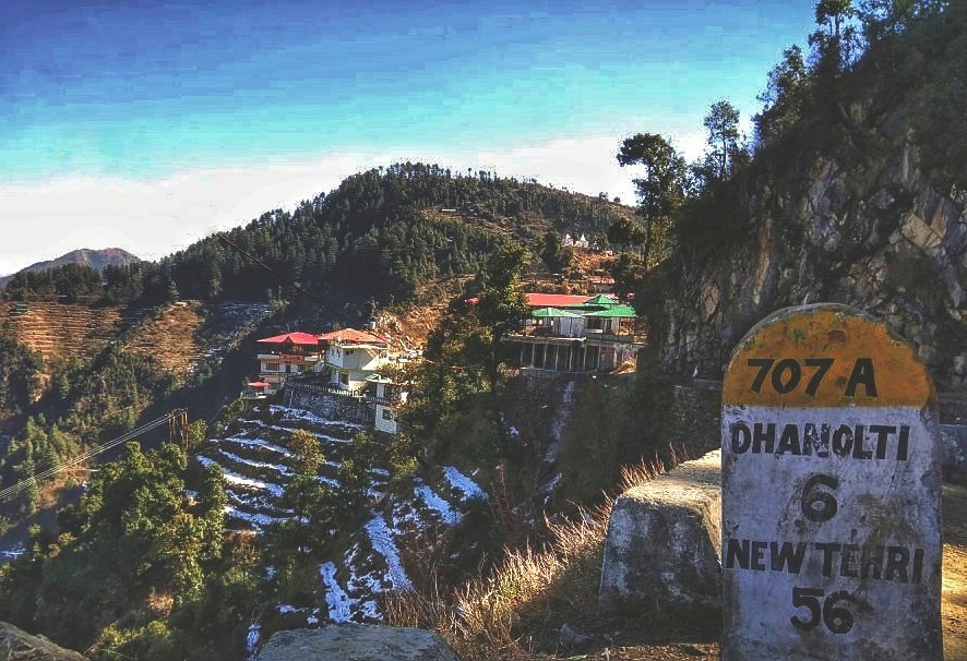 #PictureOfTheDay  #Dhanolti #Uttrakhand #mobilephotography #mountains #Himalayas https://t.co/kdD2xdjH5F