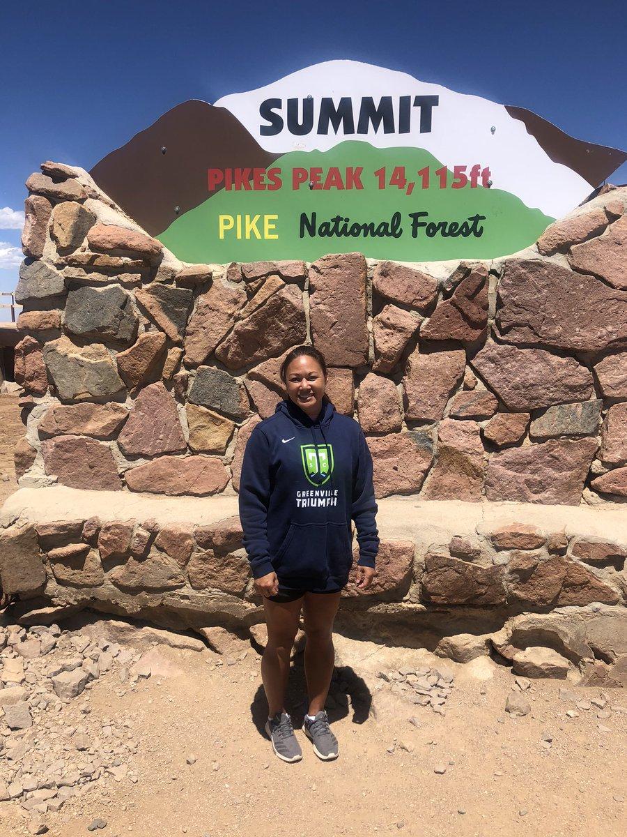 Pikes Peak! #Colorado #coloradosprings #beautiful #mountains https://t.co/liTqAFfHJg