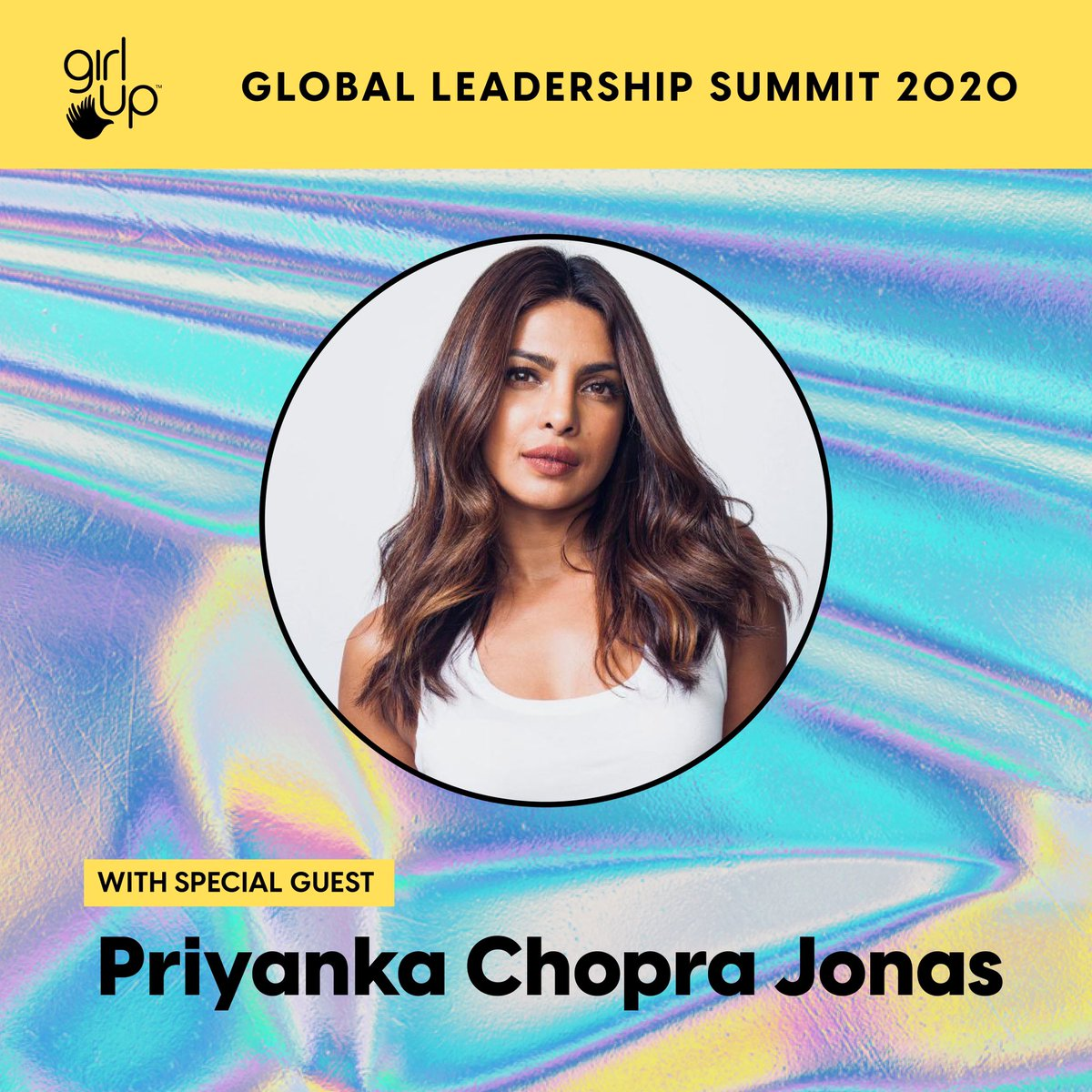 No matter their background, girls have the power to transform themselves, their communities, and the world around them. Join me for the virtual 2020 @GirlUp Leadership Summit, July 13-15 with some of the top female leaders! Get your ticketshttps://t.co/VJCZLNae33 #GirlsLead20 https://t.co/iu3Nr2hlyV
