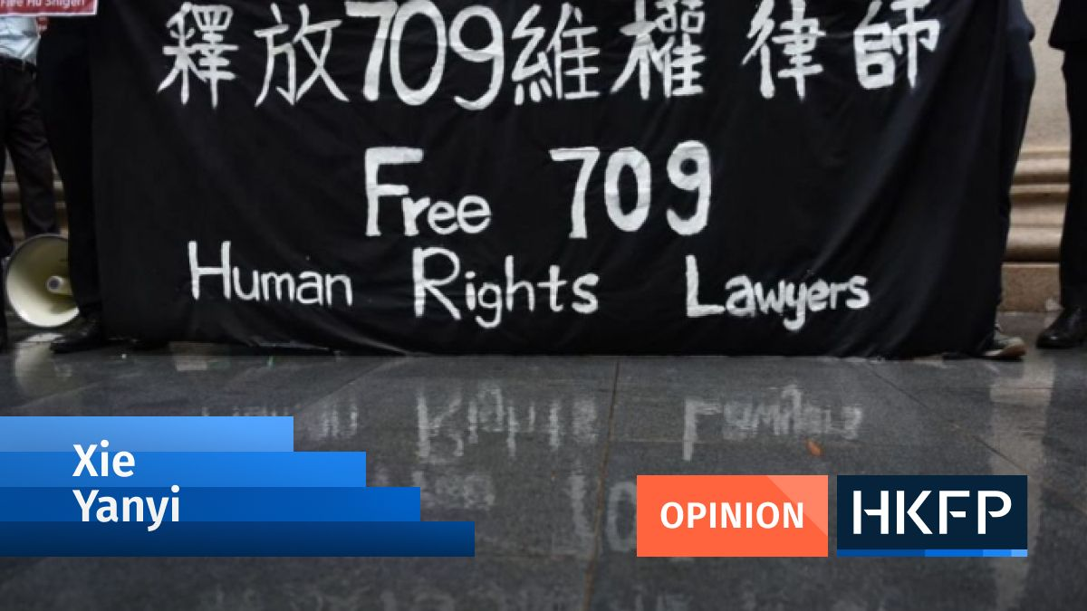 5 years on: I was one of China's rights lawyers – detained, tortured but hopeful for the future   https://t.co/rWa9w0WOvq @CHRDnet @hrichina @chrlcg #china #hongkong https://t.co/FVgMWswPJR