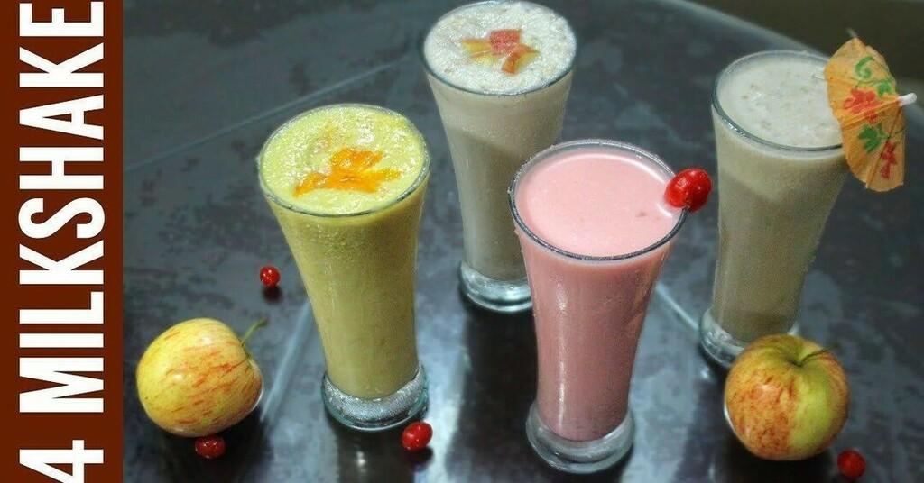 ইফতারের জন্য ঝটপট ৪ রকমের স্বাস্থ্যকর মিল্কশেক  4 Quick Milkshake Recipe  Iftar Drinks 👉👉 Click this link for Recipe: https://t.co/jJmb2AbMO7  #cookntwist #cook_n_twist #delicious #recipe #recipes #cooking #cook #food #howto #vlog #followforfollowback #followforfollow #foll… https://t.co/MIVPpA6SB9