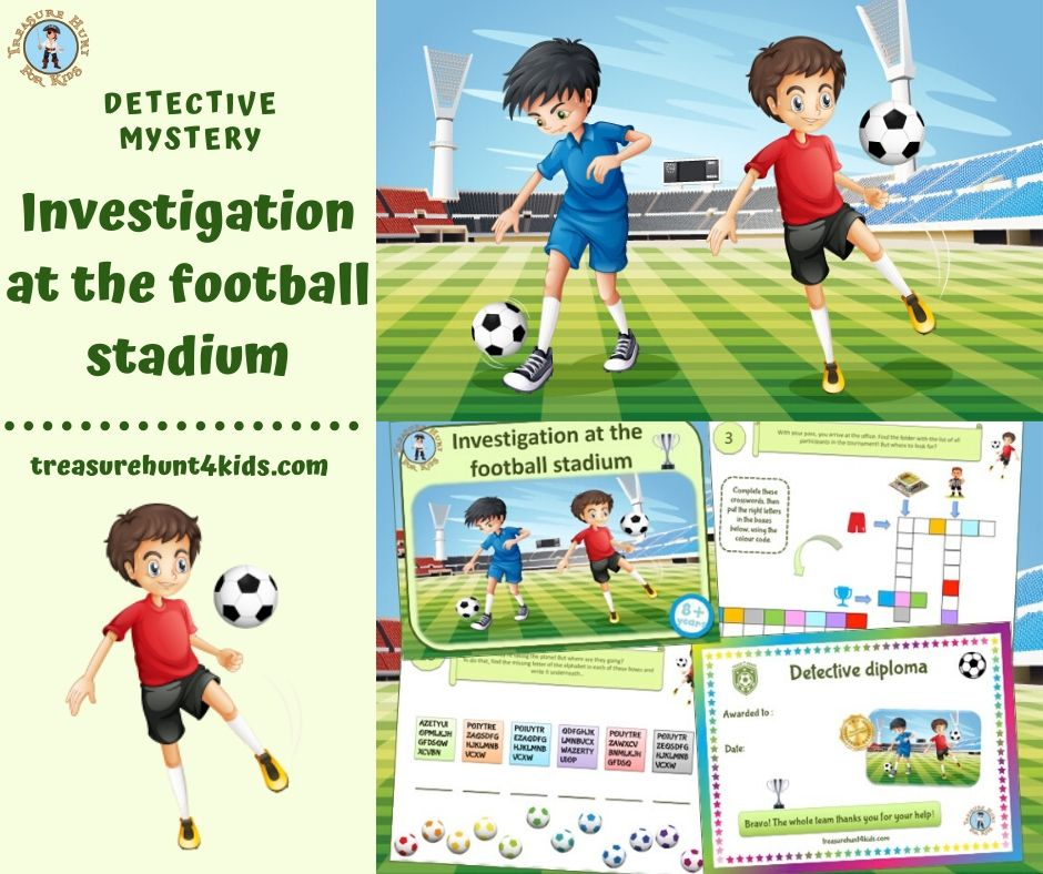 Solving a mystery at home is great fun. The whole idea of being a kid detective is exciting and filled with adventure. https://t.co/JUUI2L0Ydh #treasurehunt #kids #detective #mystery #game #home #adventure #fun https://t.co/9E0aq4Z5xe
