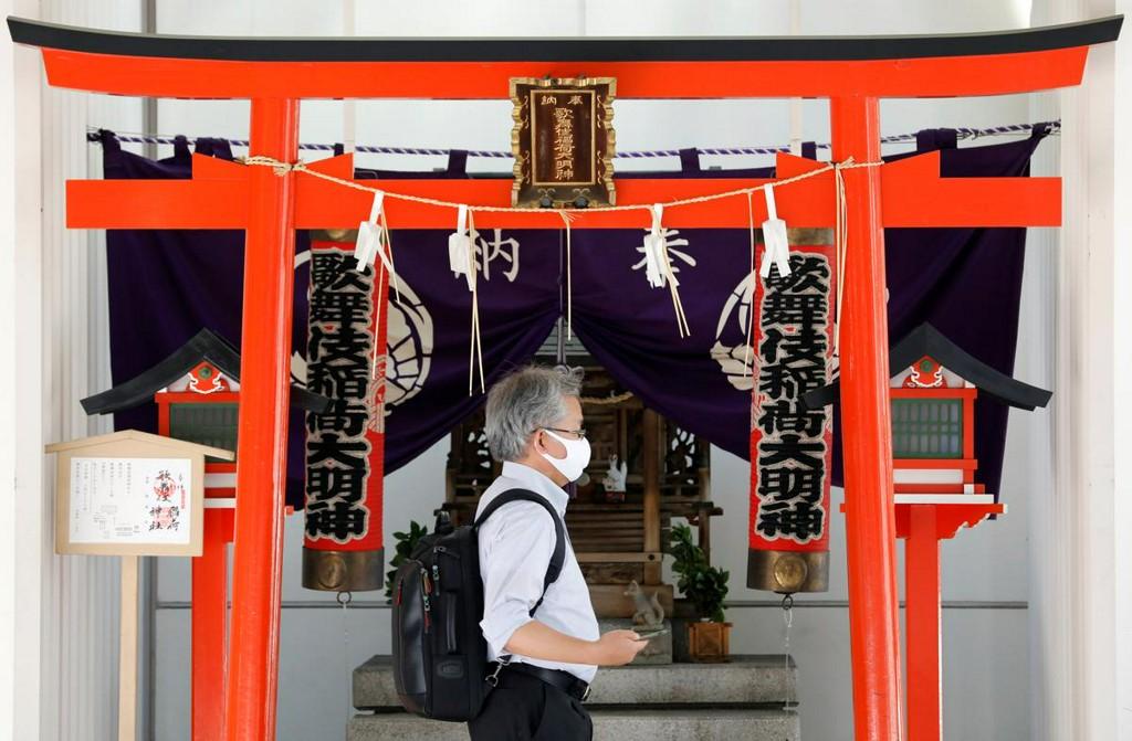 Tokyo coronavirus cases hit record daily high of 224, NHK says https://t.co/GX79jUFboV https://t.co/YmBh3GtjMA
