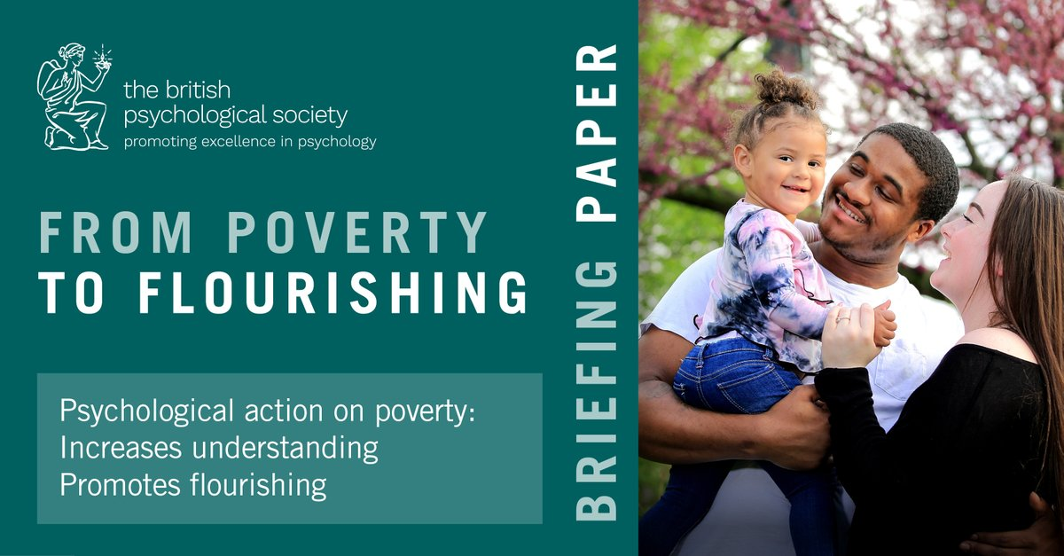 22% of the UK population is living in poverty.   UK governments need to take urgent action with an anti-poverty Strategy with psychology at it's heart to make a real difference to people's lives.   Read our full briefing 👉 https://t.co/gsTPXvc6bd  #PovertytoFlourishing 🌱 https://t.co/SxeEuIWrOP
