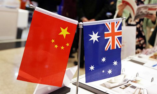 #China's Embassy in #Australia deplores and opposes groundless accusations and measures by Australia on #HongKong, condemning it as a violation of intl law and basic norms and gross interference in China's internal affairs, exposing Australia's hypocrisy and double standards. https://t.co/w4WoOTTe3N