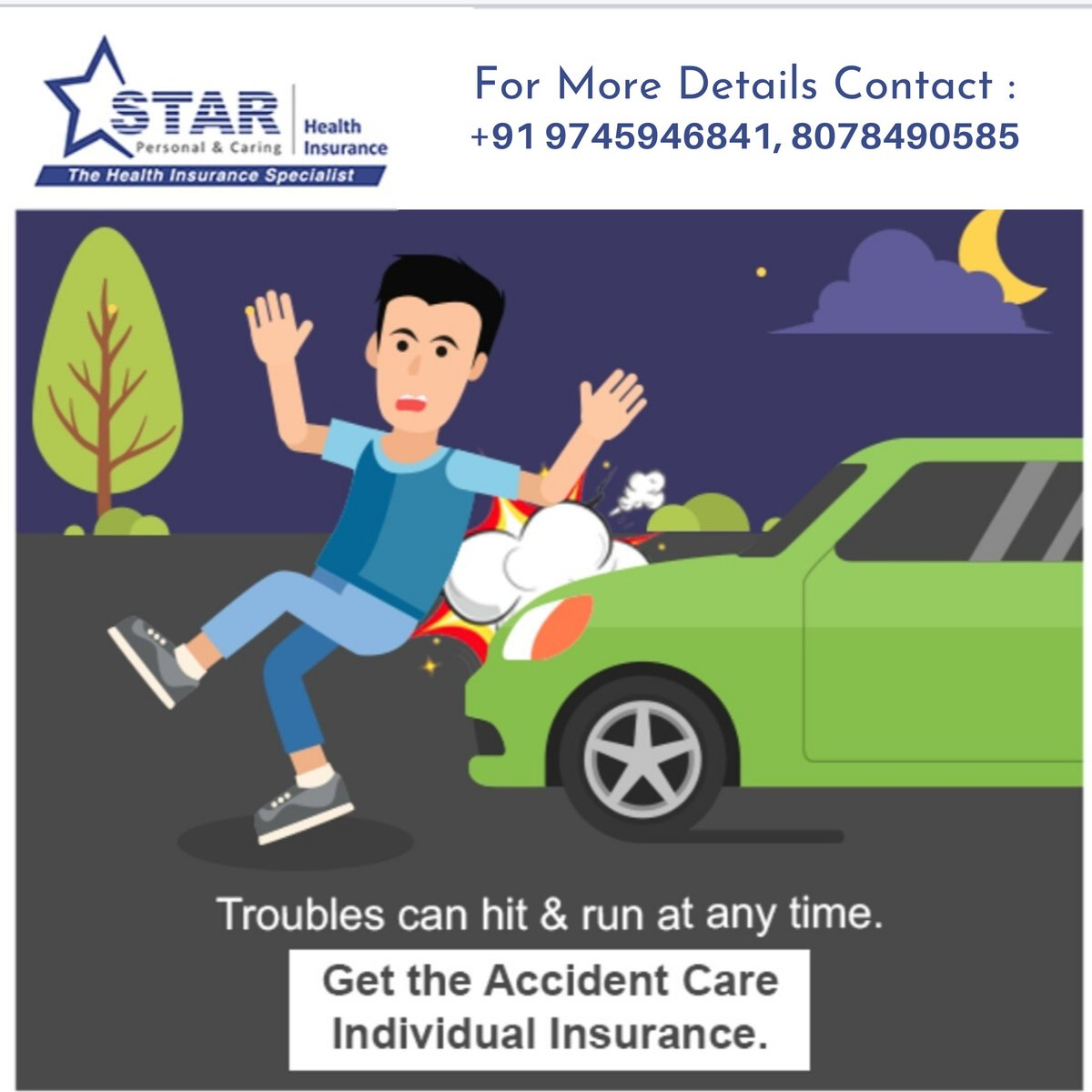 Star Health Insurance  For more contact : +91 9745946841 Or 8078490585 or Click this Link : https://forms.gle/a8Gn7RM3tv71cU8P6…  #starhealthinsurance #healthinsurance #starhealth #insurance #family #familytime #familyiseverything #familygoals #securedfamily #healthyfamily #happymomentspic.twitter.com/HUrtr8Jufb