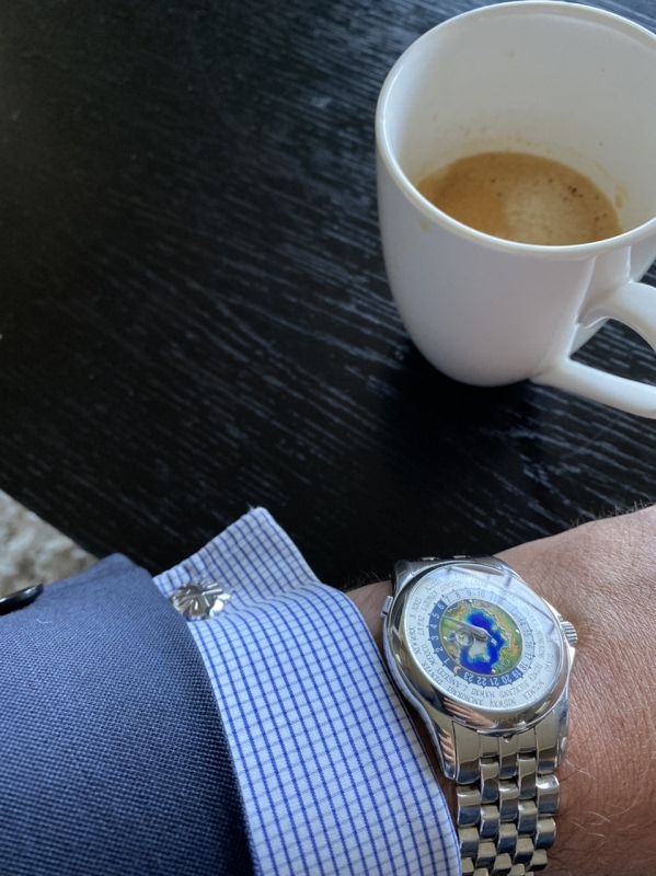 Coffee time - have a grate day everyone https://t.co/3CSUulp2Tp #PatekPhilippe https://t.co/G2HfT9riMJ