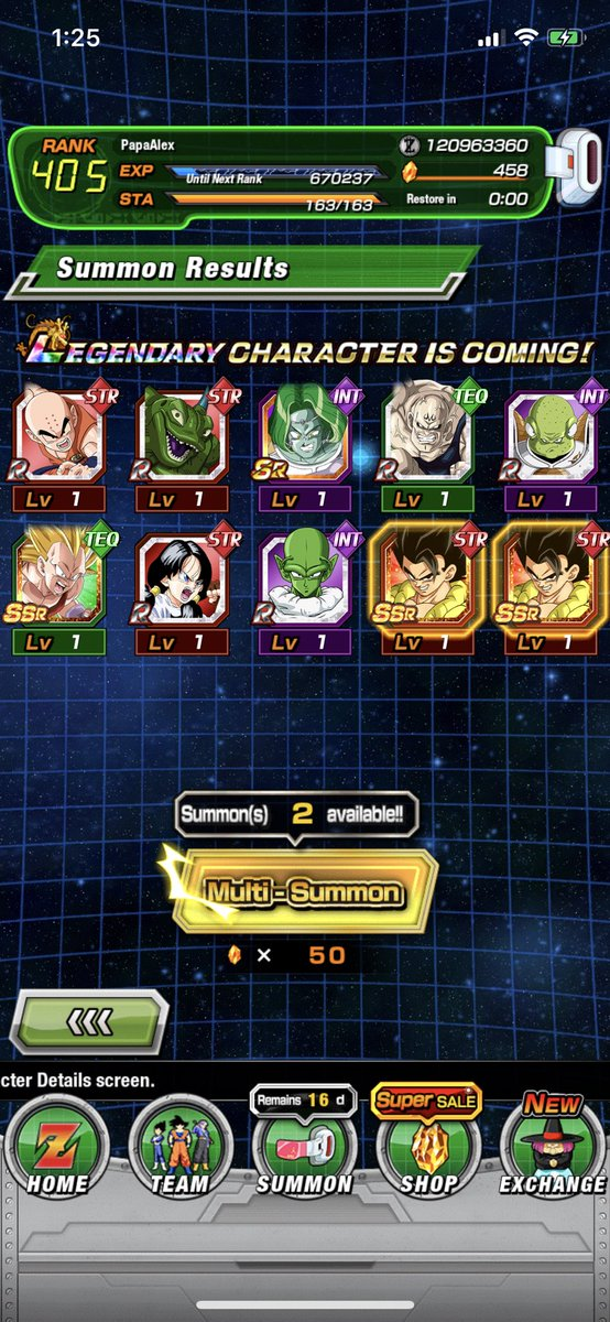 Sending out my energy to anyone that needs the luck!!! #ThatsWhatImSaiyan  #Dokkan  <br>http://pic.twitter.com/gtCMFpSNUa