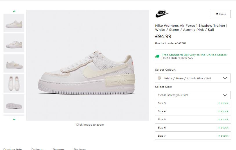 Solelinks On Twitter Ad Live Wmns Nike Air Force 1 Shadow Stone Atomic Pink Fa Https T Co Usvrblyafm Bstn Https T Co Cpfl04ddd2 Sup Https T Co G7vurdsm9k Ok Https T Co Cip938cb5y Https T Co B5b2hzuboa You can find more sneakers on my social media channels. wmns nike air force