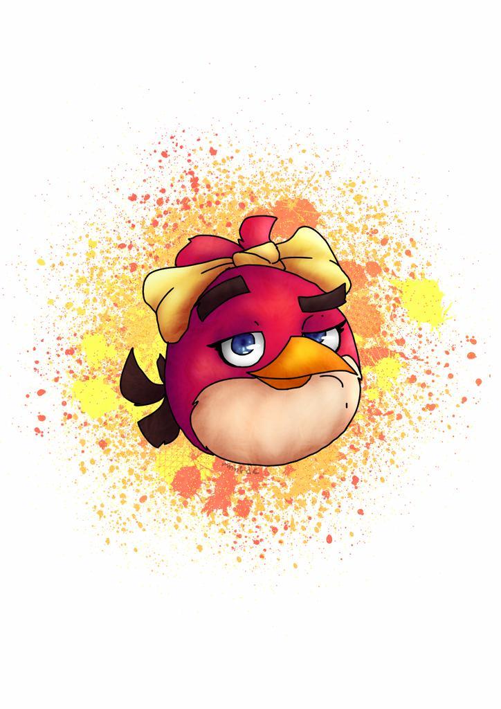 day 19: ruby trying to detalize eyes better #tiffanyangrybirds2editiondrawingchallenge #angrybirds #angrybirdstoons #angrybirds2 #angrybirdsfanart #digitalart #artpic.twitter.com/pyxGNlkjGO
