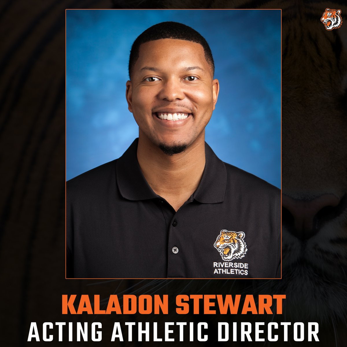 As announced by VP of Student Services Dr. FeRita Carter, Kaladon Stewart has been named the Acting Athletic Director for the RCC athletics department effective July 1. Stewart previously served as the Compliance Director while performing other admin duties. #TheCommunitysCollege https://t.co/8QeXP2KN9W