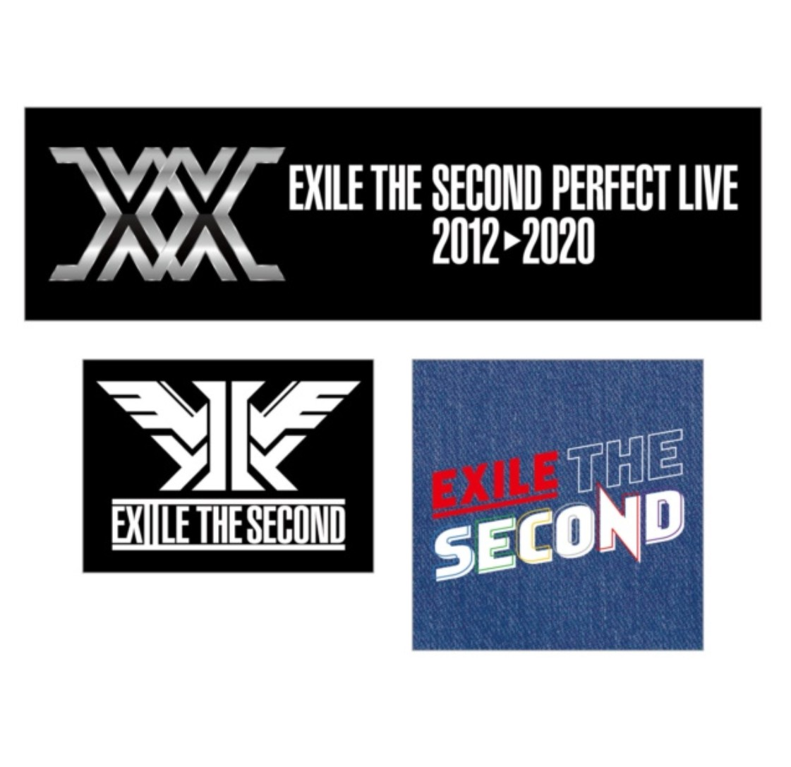 【SHOP】7/10(金)正午よりステッカー3枚セット発売!!・EXILE THE SECOND PERFECT LIVE・三代目J SOUL BROTHERS PERFECT LIVE・SPECIAL SHOWCASE・GENERATIONS PERFECT LIVE・RMPG・FNT・BBZ・E-girls PERFECT LIVE