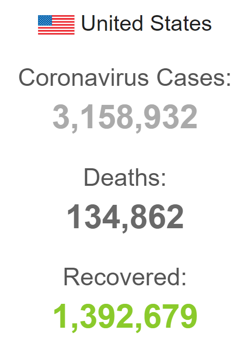@atrupar @kaitlancollins He provided such great leadership that almost 135K people have DIED. We dont know how the virus will affect kids b/c the schools have been closed.