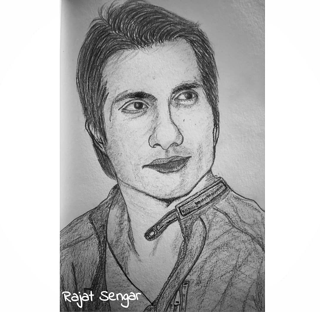 Tribute by me to our Real Hero @sonu_sood  #sonusood who has taken it upon himself to unite migrant workers with their families and make them reach their homes safely..  bhai dekh ke batana zarur  pic.twitter.com/YCgN2zQ0l9