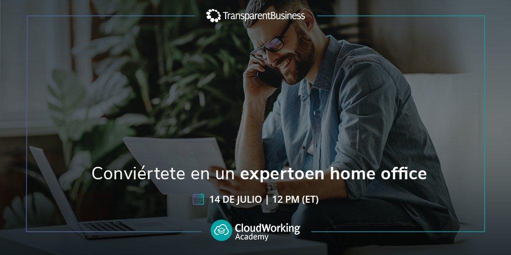 @TranspBusiness inicia la segunda temporada de #CloudWorkingAcademy con más MasterClasses, charlas en vivo y los materiales para que gestiones tu equipo con éxito.  Comienza el 14 de julio a las 12:00 pm ET ¡Inscríbete ahora! https://t.co/R7h7Z6e6Sl #TrabajoRemoto #RemoteWork https://t.co/CKgn6c759I