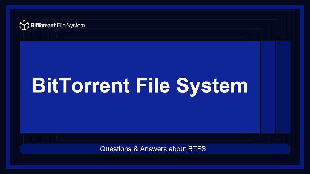 Tweet by @BitTorrent
