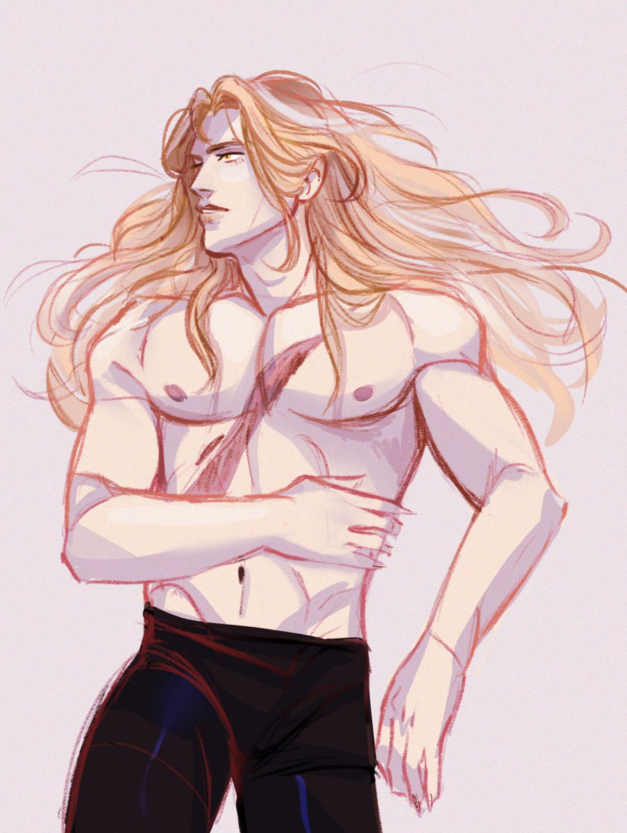 I really missed alucard and was feeling blue tonight so, here's my medicine <br>http://pic.twitter.com/cUWDOlQ3mK