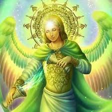 JUEVES- Te pedimos Divino Arcangel Rafael ! Que cubras con tu Luz verde a nuestra tierra bendita y traigas a ella SANACION Y PURIFICACION . AMEN ! https://t.co/femSAaaqE9