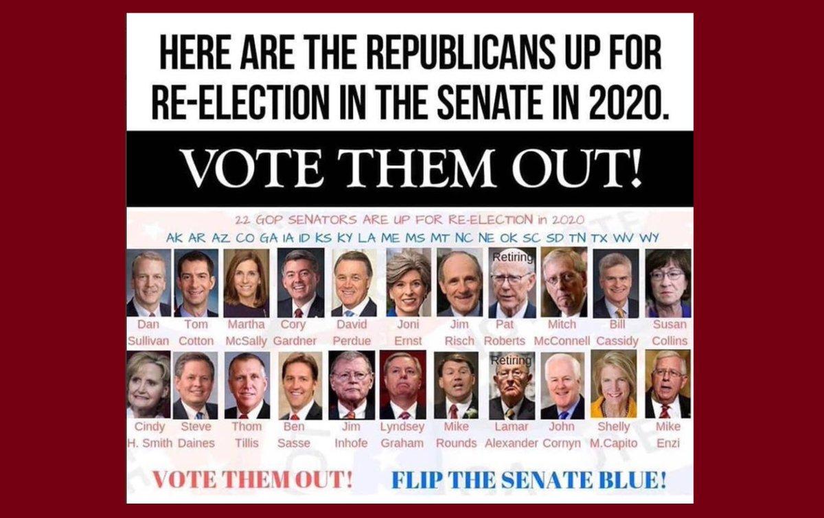 @JohnCornyn #GOPCowards #GOPCorruptionOverCountry #GOPTraitors #GOPDeathCult #VoteTheGOPOut #VoteBlueToSaveAmerica2020 #TurnTexasBlue