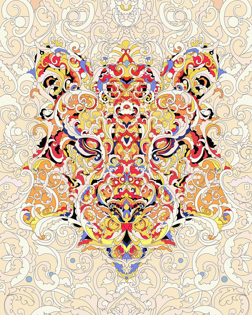 Ornamental indeed! Which animal is your favorite from these intricate @Illustrator designs created by @YoAz27? https://t.co/ydhqagQUKV https://t.co/W2GrdzN4bO