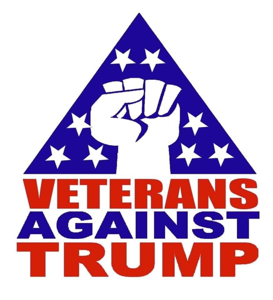 #VeteransAgainstTrump #afveteran #Veteransunitedagainsttrump #TrumpIsANationalDisgrace #TrumpIsLosing #TrumpVirus #TrumpKillsUs #TrumpKillsUSTroops #TrumpIsATraitor