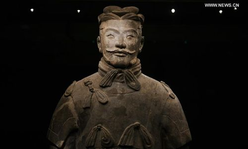 #Shaanxi provincial authorities have vowed to crack down on fake #Terracotta Warrior tourism spots that have been confusing tourists for long. The Mausoleum of the First Qin Emperor is a #WorldHeritage site, welcoming over 1 million tourists every year bit.ly/2Ob1RBu