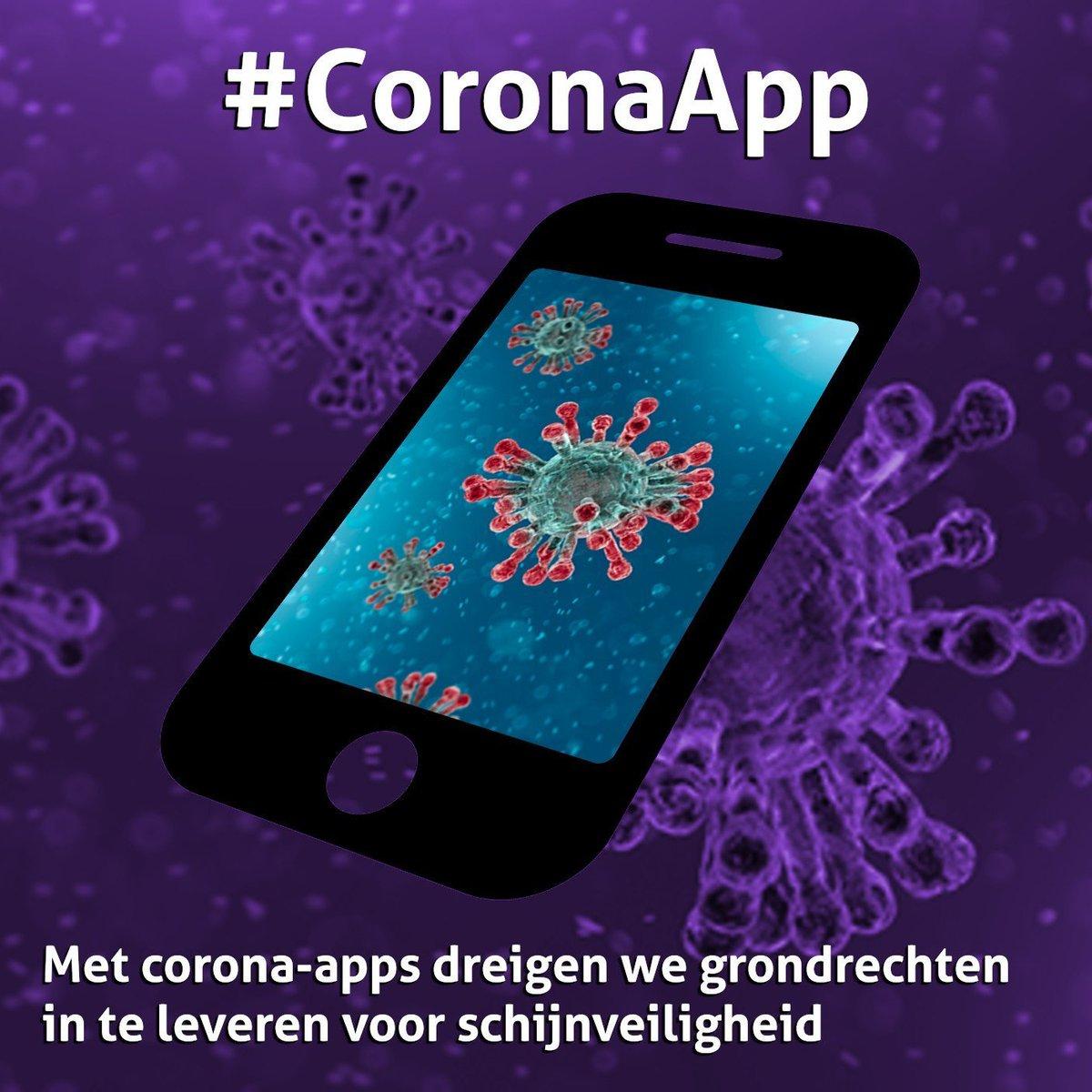Vrijwel alle zorgen die ik in dit stuk uitte over de corona app gelden nog steeds. https://t.co/5TLjHen14M | #CoronaMelder #Corona   Duidelijke uitleg in dit draadje van @bitsoffreedom  👇 https://t.co/qaSqXDqybn https://t.co/Jw5cYRW4HB