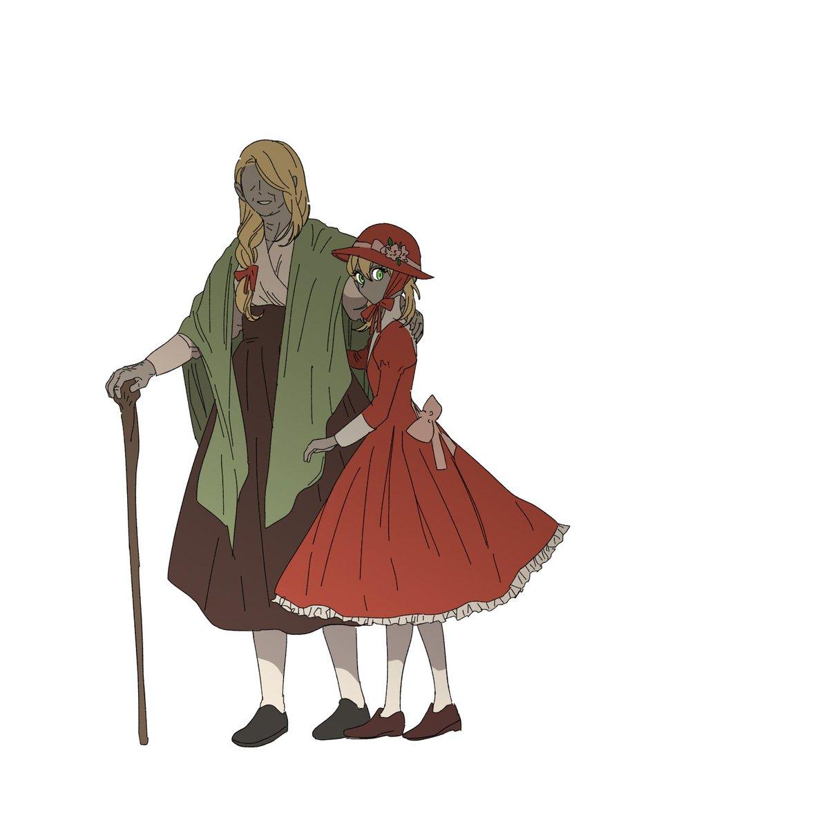 RT @loofhe2: 어머 그레이스씨 이번에 멀리사는 딸이 온다더니 손주얘기한거였나봐~할머니랑 똑닮았어...