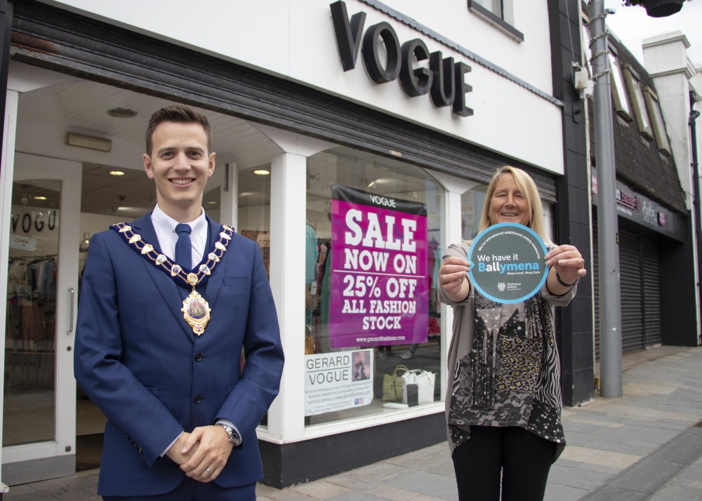 New stickers 'a mark of confidence for consumers' in Mid and East Antrim https://t.co/ZLxatC1gye https://t.co/pX5HrEWt7P