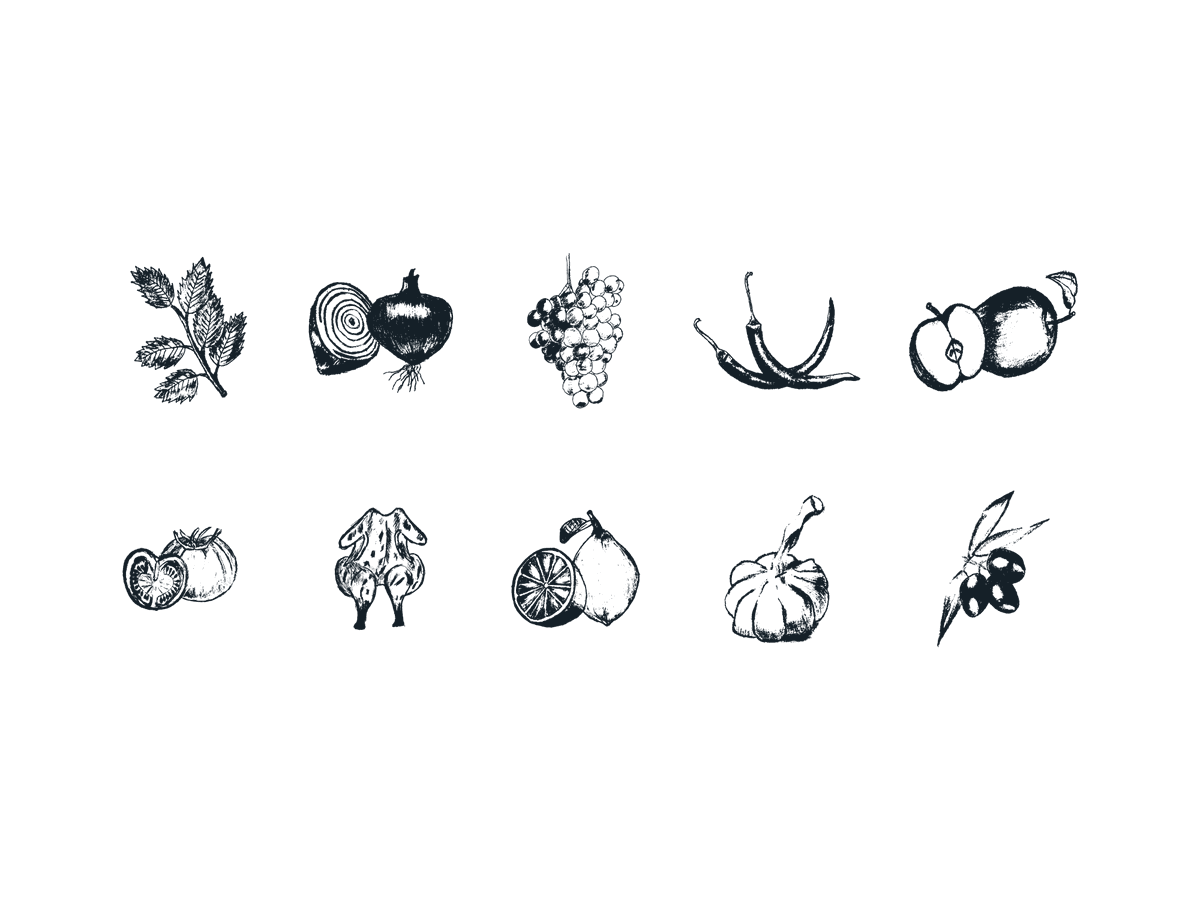 Zem-Kitchen Icons Style And Sketches for packaging design _______________________________ #logo #LogoDesign #logodesigns #logomaker #logoAnimation #icons #animation #motionGraphics #motiondesign #motiongnyaphics #motion #logomotion #spices #branding #brand #brandidentity #sketch