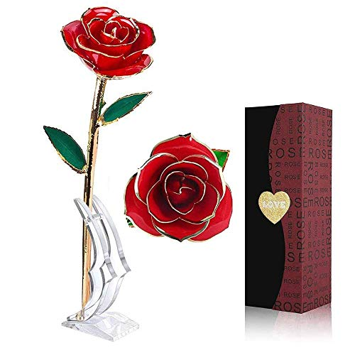 Save 70% OFF $11.09Clip the Coupon  25K Gold Foil Trim Artificial Rose  https://www.amazon.com/dp/B07QL7S3KT/?tag=lpd-twitter-20 …  Comment if you got it Product prices and availability are accupic.twitter.com/euraA5nStZ