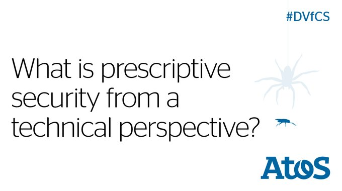 Accurate risk profiling and quality raw #data are critical for #PrescriptiveSecurity to be...