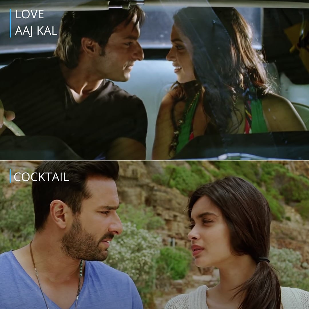 Nothing gets us as emotional as a love story! Which one got you more sentimental?  Tune in to #mzaalo to watch #LoveAajKal and #Cocktail!  #FreeEntertainment #Rewards #KillTheKadki  #saifalikhanpataudi pic.twitter.com/Hjuk0sQPL7