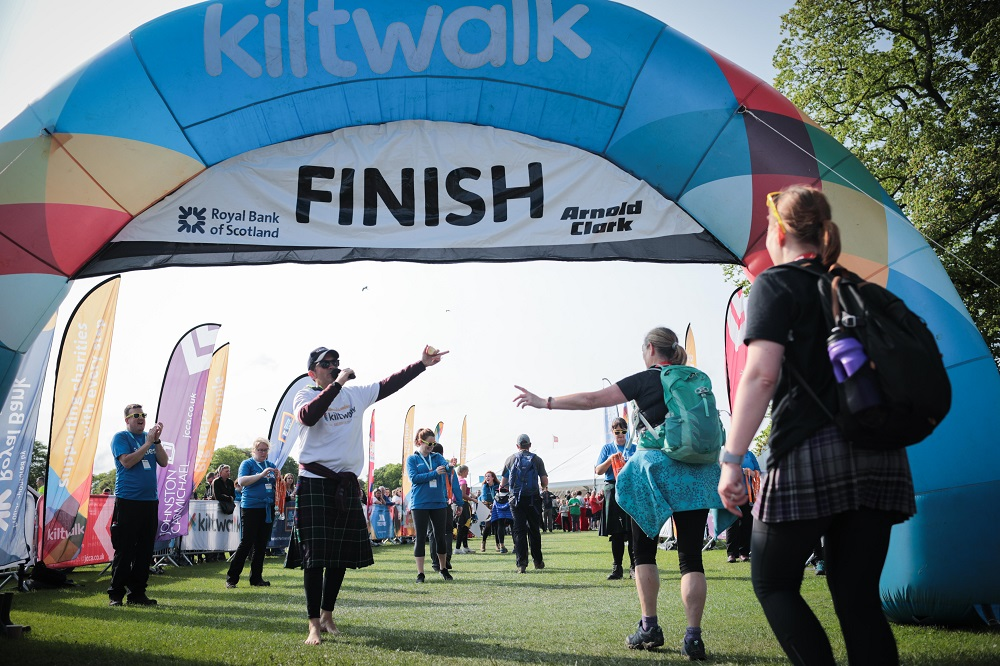 Although the Aberdeen Kiltwalk is postponed, our Aberdeen Kiltwalk community made the difference for charities all over Scotland 🙌 Find out more 👉   #KiltwalkAberdeen