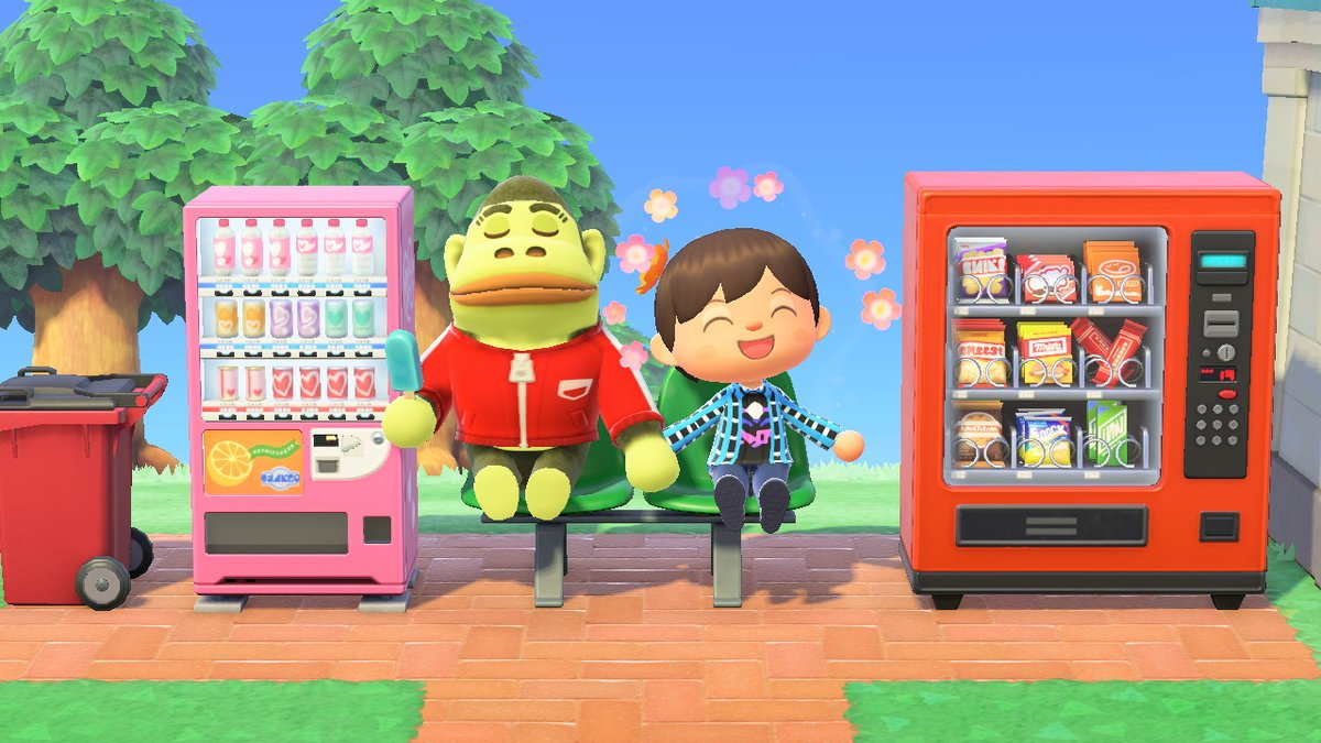 me and da monky friend   #AnimalCrossing #ACNH #NintendoSwitch https://t.co/coLqd52NCr